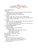 Giáo án Lịch Sử 8: Bài 6: CÁC NƯỚC TƯ BẢN CHỦ YẾU CUỐI THẾ KỶ XIX – ĐẦU THẾ KỶ XX