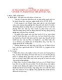 Giáo án Lịch Sử 8: BÀI 8: SỰ PHÁT TRIỂN CỦA KĨ THUẬT, KHOA HỌC, VĂN HỌC VÀ NGHỆ THUẬT THẾ KỈ XVIII – XIX