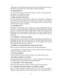 Bài giảng kháng sinh part 2
