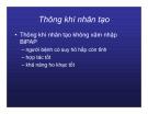 Bài giảng CHẨN ĐOÁN, XỬ TRÍ VÀ PHÒNG LÂY NHIỄM CÚM A (H5N1) Ở NGƯỜI part 8