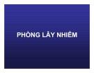 Bài giảng CHẨN ĐOÁN, XỬ TRÍ VÀ PHÒNG LÂY NHIỄM CÚM A (H5N1) Ở NGƯỜI part 9