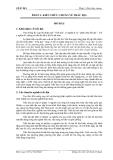 Giáo trình trắc địa : Kiến thức chung về trắc địa part 1