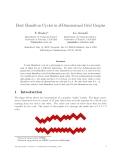 "Báo cáo toán học: ""Bent Hamilton Cycles in d-Dimensional Grid Graphs"""