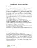 Giáo trình phân tích nguyên lý tích cực và tiêu cực từ báo cáo tài chính nhận ủy thác p2