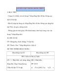 Giáo án Đại Số lớp 8: LUYỆN TẬP 7 HẰNG ĐẲNG THỨC