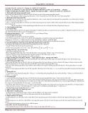 TÀI LIỆU ÔN TẬP VẬT LÝ 12 - Chương VI LƯỢNG TỬ ÁNH