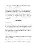 Chuẩn bị cho kỳ thi cơ bản về DB2 9, Phần 2: Các vấn đề về bảo mật