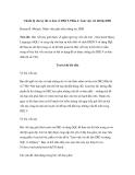 Chuẩn bị cho kỳ thi cơ bản về DB2 9, Phần 4: Làm việc với dữ liệu DB2