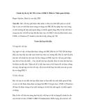 Chuẩn bị cho kỳ thi 730 cơ bản về DB2 9, Phần 6: Nhất quán dữ liệu