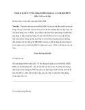 Chuẩn bị kỳ thi số 731 lấy chứng chỉ DBA (Quản trị cơ sở dữ liệu) DB2 9, Phần 2: Bố trí dữ liệu