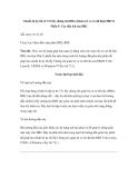 Chuẩn bị kỳ thi số 731 lấy chứng chỉ DBA (Quản trị cơ sở dữ liệu) DB2 9, Phần 5: Các tiện ích của DB2