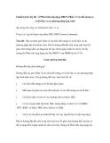Chuẩn bị cho Kỳ thi về Phát triển ứng dụng DB2 9, Phần 1: Các đối tượng cơ sở dữ liệu và các phương pháp lập trình