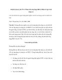 Chuẩn bị cho kỳ thi 733 về Phát triển ứng dụng DB2 9, Phần 8: Lập trình nâng cao