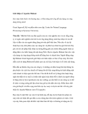 Giới thiệu về Apache Mahout