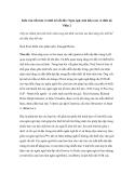 Kiến trúc tiến hóa và thiết kế nổi dần: Ngôn ngữ, tính biểu cảm và thiết kế, Phần 2