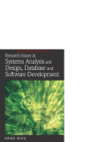 Research Issues in Systems Analysis and Design, Databases and Software Development phần 1