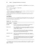 Sybex OCA Oracle 10g Administration I Study Guide phần 8