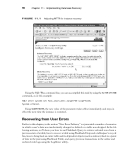 Sybex OCA Oracle 10g Administration I Study Guide phần 10