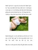 """Bệnh """"giời leo"""" có gây hại cho thai nhi?"""