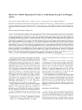 """Báo cáo toán học: """"Role of One N-linked Oligosaccharide Chain on Canine Herpesvirus gD in Its Biological Activity"""""""