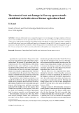 "Báo cáo lâm nghiệp: ""he extent of root rot damage in Norway spruce stands established on fertile sites of former agricultural land"""