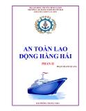 Giáo trình an toàn lao động hàng hải part 1