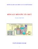 Giáo trình động lực hơi nước tàu thủy part 1