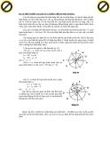 Giáo trình phân tích quy trình ứng dụng những khoảng cách trong thiên văn nhật động p2