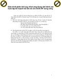 Phân tích quy trình ứng dụng vận hành các trạm lặp kế hoạch hai tần số cho kênh RF song công phần 1
