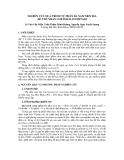 NGHIÊN CỨU QUÁ TRÌNH TỰ PHÂN BÃ NẤM MEN BNGHIÊN CỨU QUÁ TRÌNH TỰ PHÂN BÃ NẤM MEN BIA ĐỂ THU NHẬN CHẾ PHẨM INVERTASEIA ĐỂ THU NHẬN CHẾ PHẨM INVERTASELê