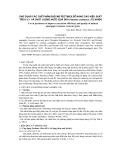 BÁO CÁO ỨNG DỤNGCÁC CHẾ PHẨM ENZYME PECTINEX ĐỂ NÂNG CAO HIỆU SUẤT TRÍCH LY VÀ CHẤT LƯỢNG NUUOCW QUẢ DỨA TỰ NHIÊN