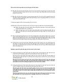 Giáo trình phân tích quy trình khai thác các khoản đầu tư vào công ty liên kết p2