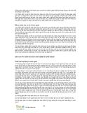 Giáo trình phân tích quy trình khai thác các khoản đầu tư vào công ty liên kết p3