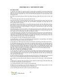 Giáo trình phân tích quy trình khai thác các khoản đầu tư vào công ty liên kết p8