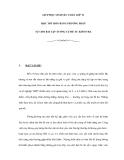 GIÚP HỌC SINH YẾU TOÁN LỚP 12HỌC TỐT HƠN BẰNG PHƯƠNG PHÁPTỰ CHO BÀI TẬP