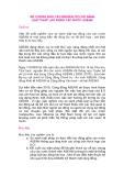 ĐỀ CƯƠNG BÁO CÁO NGHIÊN CỨU SO SÁNH LUẬT PHÁP