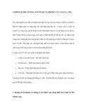 CORPUS JURIS CIVILIS: NGUỒN QUAN TRỌNG CỦA LUẬT LA MÃ