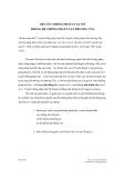 TRUYỀN THỐNG PHÁP LUẬT MỸ TRONG HỆ THỐNG PHÁP LUẬT PHƯƠNG TÂY