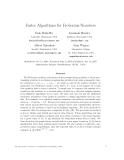 "Báo cáo toán học: ""Faster Algorithms for Frobenius Numbers"""