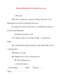 Giáo án Công Nghệ lớp 8: Thực hành đọc Bản vẽ các khối tròn xoay