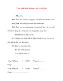 Giáo án Công Nghệ lớp 8: Thực hành thiết bị đóng – cắt và lấy điện