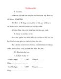 Giáo án Công Nghệ lớp 8: Vật liệu cơ khí