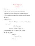 Giáo án Mỹ Thuật lớp 8: Vẽ tĩnh vật lọ và quả (Vẽ màu) tiết 2