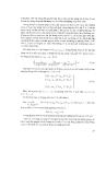 Lý thuyết thí nghiệm mô hình công trình thủy part 2