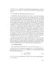 Lý thuyết thí nghiệm mô hình công trình thủy part 6