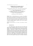 """Báo cáo vật lý: """"Evaluation of In Vitro Antioxidant Activity of 5H-dibenz[b,f]azepine and Its Analogues"""""""