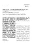 "Báo cáo khoa học: ""Comparative study of endocrine cells in the principal pancreatic islets of two teleosts, Silurus asotus (Siluridae) and Siniperca scherzeri (Centropomidae)"""