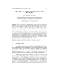 """Báo cáo vật lý: """"THE EFFECT OF ADDITIVES ON THE SIZE OF Fe3O4 PARTICLES"""""""
