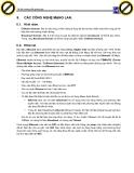 Giáo trình phân tích quy trình ứng dụng cấu hình thiết bị truy cập intermet bằng IS3010 p2