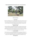 Sáng kiến kinh nghiệm môn kể truyện theo tranh – Cắm trại mùa mưa